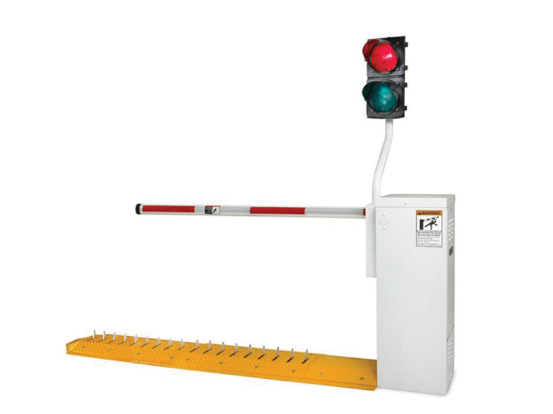 Barrier Gate Parking 1603 AutoSpikes